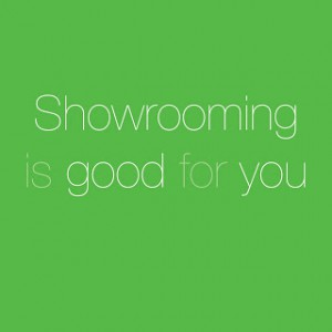 showroom is good for you green